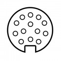 Faisceau spécifique 13 broches SET0496