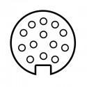 Faisceau spécifique 13 broches SET0810