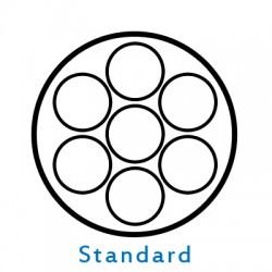 FA50 - Faisceau standard 7 broches