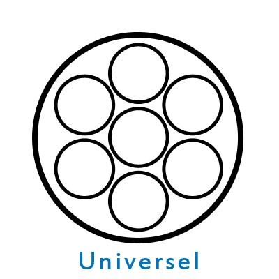 KIT7 - Faisceau universel 7 broches