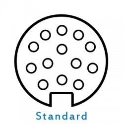 FA130 - Faisceau standard 13 broches