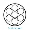 Faisceaux 7 broches universels